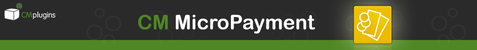 Add a virtual money layer to your WordPress site with CM MicroPayment