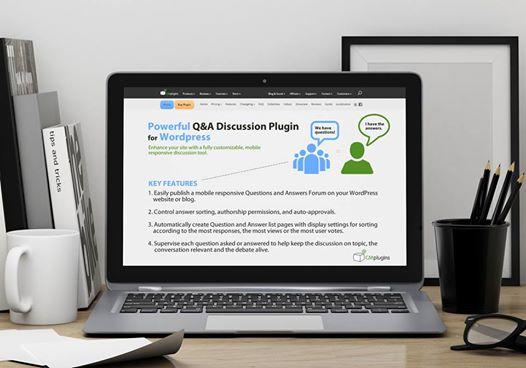 Learn How to use the best WordPress Q&A plugin- CM Answers Video Tutorial