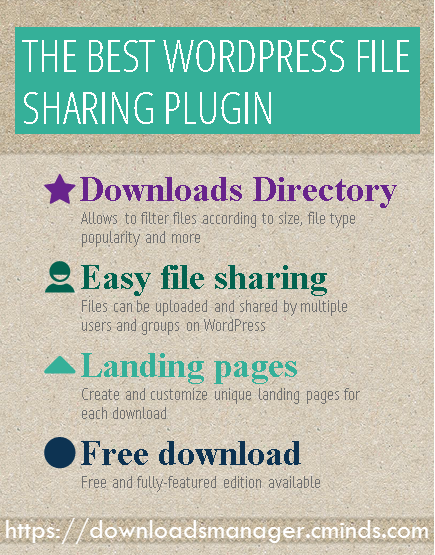 How to create a great File Sharing WordPress directory with CM Download Manager plugin- Video Tutorial