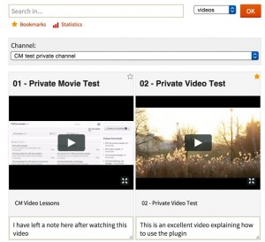 Can I embed Youtube videos in my online course page?- CM Video lessons manager plugin for WordPress