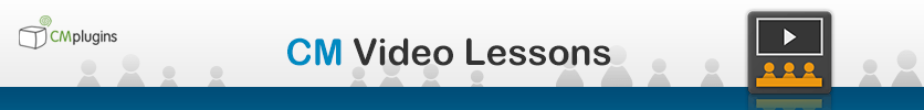 CM Video Lessons Webinar Management Plugin for WordPress